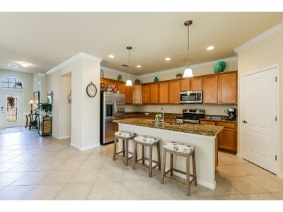 Naples Single Family Home For Sale: 3619 Treasure Cove Cir #3