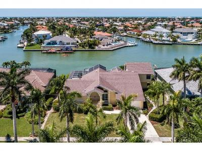 Marco Island Single Family Home For Sale: 721 Rockport Ct #11