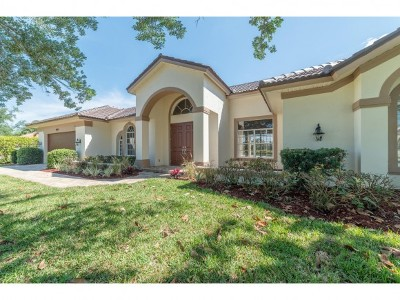 Naples Single Family Home For Sale: 8867 Lely Island Cir