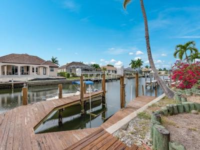 Marco Island Single Family Home For Sale: 1790 Maywood Ct #8