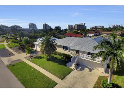 Marco Island Single Family Home For Sale: 1031 Mendel Ave #10