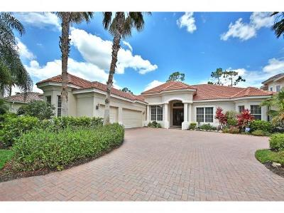 Naples Single Family Home For Sale: 7551 Treeline Dr #2
