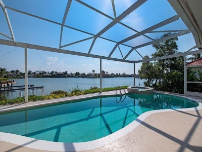 Marco Island Single Family Home For Sale: 427 Spinnaker Dr #12