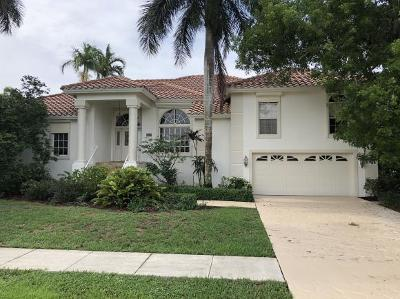 Marco Island Single Family Home For Sale: 1883 Calusa Ct #2