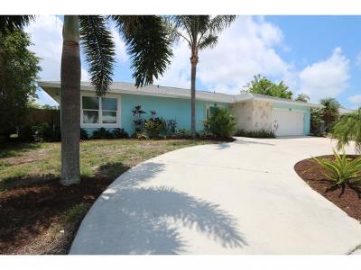 Marco Island Single Family Home For Sale: 1161 N Collier Blvd #4