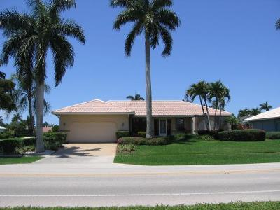 Marco Island Single Family Home For Sale: 234 N Barfield Dr #3