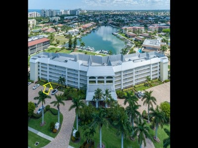 Marco Island Condo/Townhouse For Sale: 1011 Swallow Ave #102