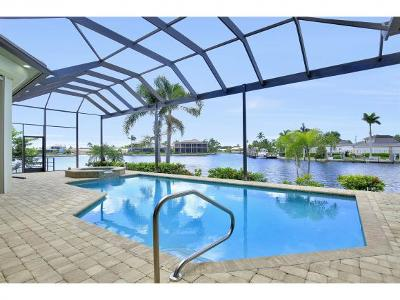 Marco Island Single Family Home For Sale: 488 Pepperwood Ct #2