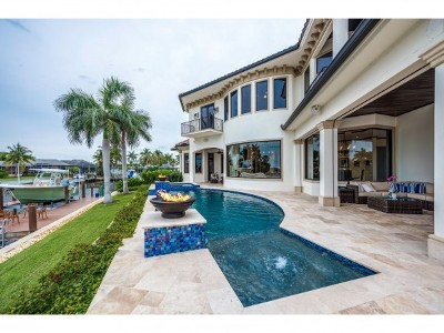 Marco Island Single Family Home For Sale: 1710 Bounty Ct #5