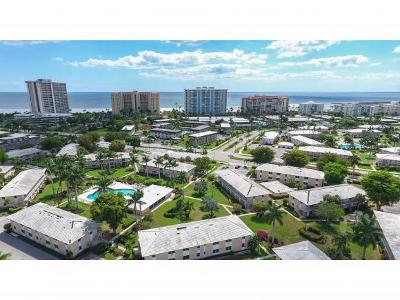 Aquarius Apts Of Marco Island Condo/Townhouse For Sale: 167 N Collier Blvd #A5