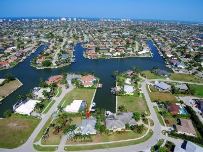 Marco Island Single Family Home For Sale: 148 Bahama Ave #5