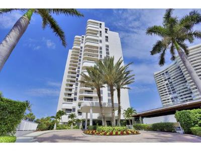 Marco Island Condo/Townhouse For Sale: 300 S Collier Blvd #705