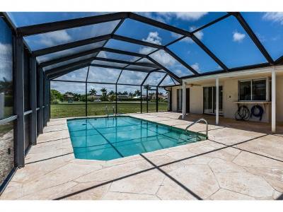 Marco Island Single Family Home For Sale: 340 Regatta St #8