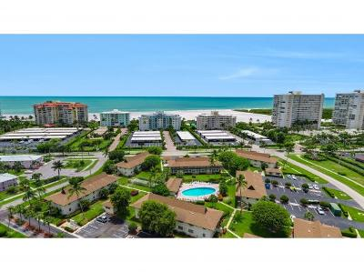 Marco Island Condo/Townhouse For Sale: 235 Seaview Ct #10
