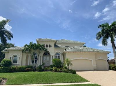 Marco Island Single Family Home For Sale: 1240 Ember Ct #10