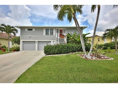 Marco Island Single Family Home For Sale: 430 Battersea Ct #7