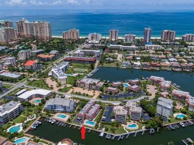 Marco Island Condo/Townhouse For Sale: 911 Huron Ct #2