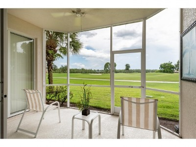 Lely Resort Condo/Townhouse For Sale: 9139 Michael Cir #3