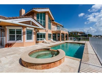 Marco Island Single Family Home For Sale: 119 South Seas Ct #6