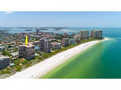 Marbelle Club Of Marco Island Condo/Townhouse For Sale: 840 S Collier Blvd #1004
