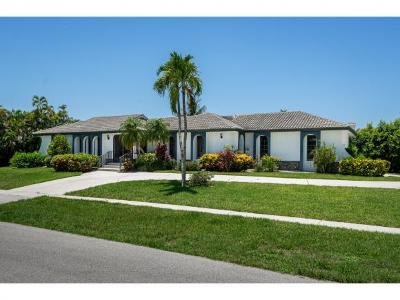 Marco Island Single Family Home For Sale: 190 Dan River Ct #2