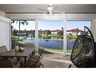 Villas At Waterside Condo/Townhouse For Sale: 255 Waterside Cir #201