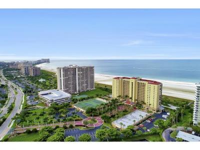 Marco Island Condo/Townhouse For Sale: 100 N Collier Blvd #PH-7