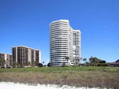 Marco Island Condo/Townhouse For Sale: 280 S Collier Blvd #1601
