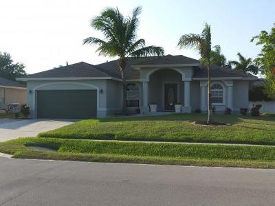 Marco Island Single Family Home For Sale: 1226 6th Ave #1