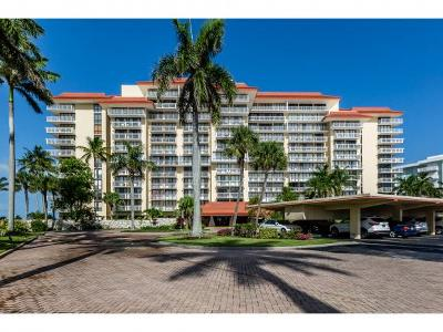 Marco Island Condo/Townhouse For Sale: 180 W Seaview Ct. #109