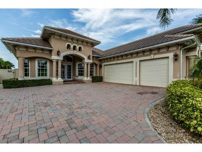 Marco Island Single Family Home For Sale: 1767 Watson Rd #13
