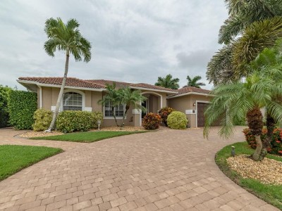 Marco Island Single Family Home For Sale: 1455 Belvedere Ave #25
