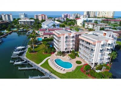 Marco Island Condo/Townhouse For Sale: 901 Huron Ct #5
