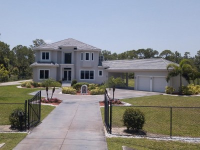 Naples Single Family Home For Sale: 3770 SW 7th Ave