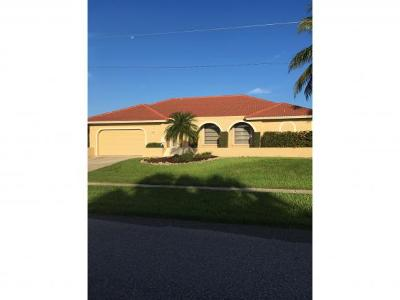 Marco Island Single Family Home For Sale: 50 Copperfield #6