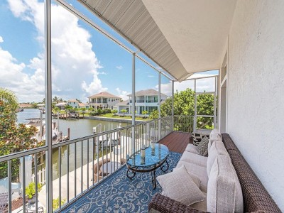 Marco Island Single Family Home For Sale: 621 Kendall Dr #12