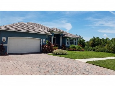 Marco Island Single Family Home For Sale: 2049 Sheffield Ave #5