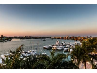 Marco Island Condo/Townhouse For Sale: 760 N Collier Blvd #309