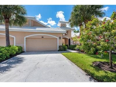Naples Single Family Home For Sale: 4582 Cardinal Cove Ln #24