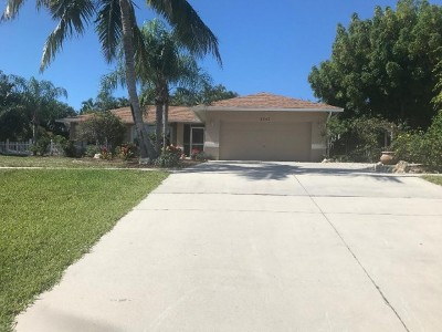 Marco Island Single Family Home For Sale: 2043 San Marco Rd #5