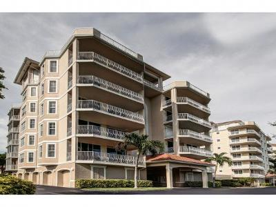 Marco Island Condo/Townhouse For Sale: 1111 Swallow Ave #301