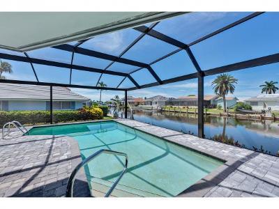 Marco Island Single Family Home For Sale: 266 Polynesia Ct