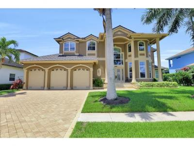 Marco Island Single Family Home For Sale: 830 Partridge Ct #10