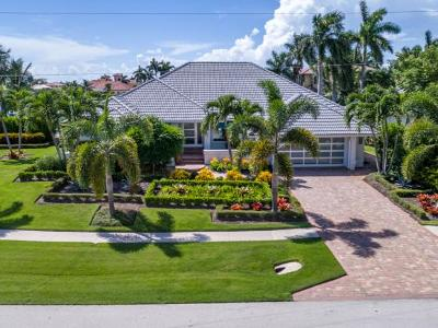 Marco Island Single Family Home For Sale: 491 Price Ct #23