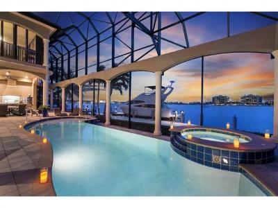 Marco Island Single Family Home For Sale: 1286 Orange Ct