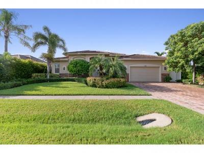 Marco Island Single Family Home For Sale: 1119 Lighthouse Ct #7