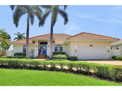 Marco Island Single Family Home For Sale: 1379 Bayport Ave #3