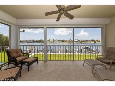 Marco Island Condo/Townhouse For Sale: 180 SW Waterside Cir #201