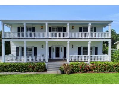 Marco Island Single Family Home For Sale: 761 Hernando Dr #11