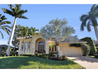 Marco Island Single Family Home For Sale: 207 Angler Ct #2